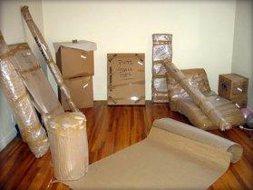 Упаковка для переезда в